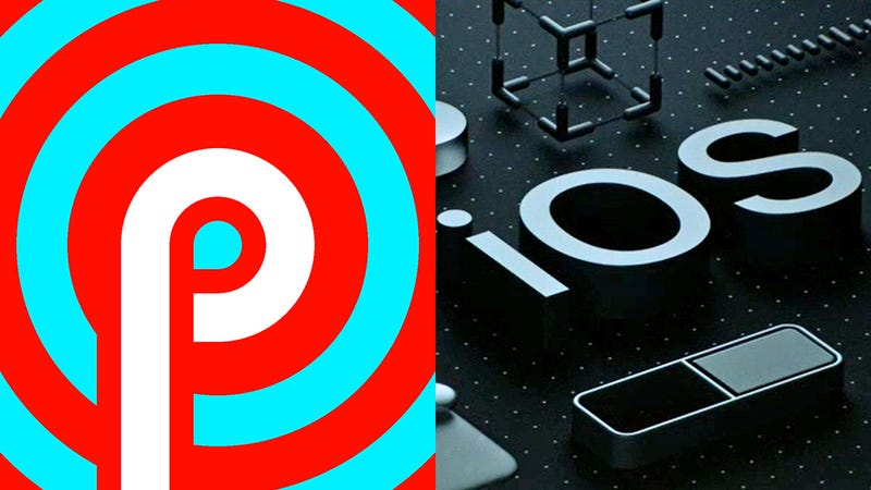Illustration for article titled Android P Beta vs iOS 12 Beta: Which Looks Most Promising?