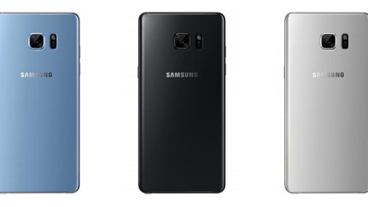 bdb2ab62055 Samsung tuvo que retrasar el lanzamiento de la versión del Galaxy Note 7  que no explota, según rumores
