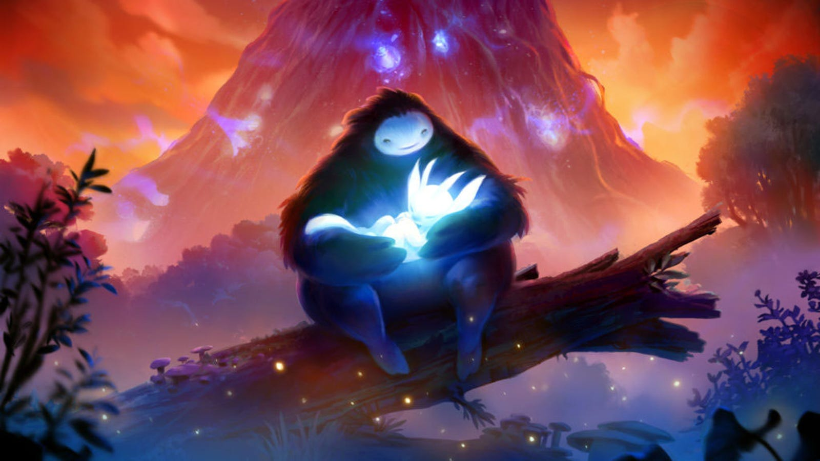 Playing Ori And The Blind Forest On Switch Is A Little Strange But Brings Back Great Memories