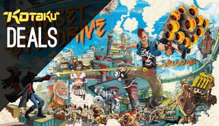 Illustration for article titled Last Chance to Save On Sunset Overdrive, Logitech G502, and More Deals
