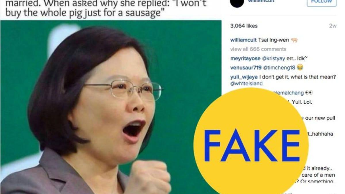 50 imágenes virales de 2016 que son completamente falsas