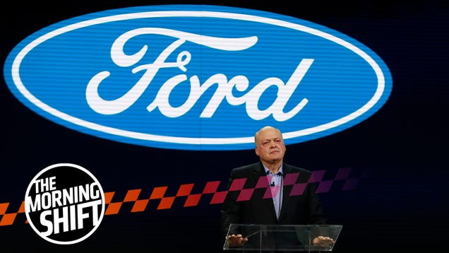 Ford CEO: Self-Driving Cars Are Overhyped