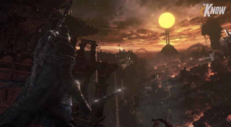 Illustration for article titled Dark Souls 3 comienza a sonar: se filtran imágenes y posibles detalles