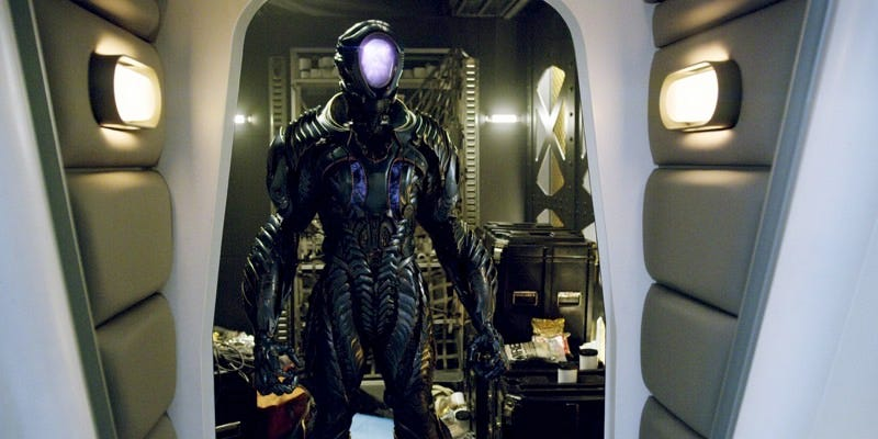 A new spin on an old character features prominently in the new Lost in Space.