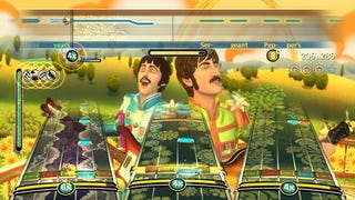 Illustration for article titled The Beatles: Rock Band Preview: Get Back In Harmony
