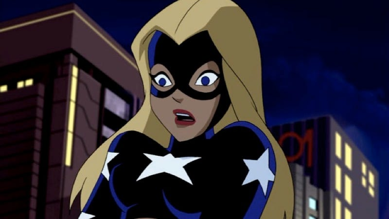 stargirl is the latest member of the justice society to