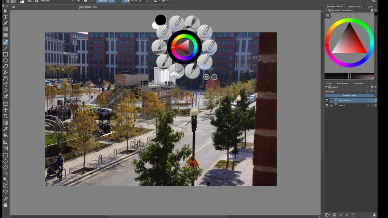 Krita es una alternativa a Photoshop rápida, flexible, gratuita y desarrollada por artistas
