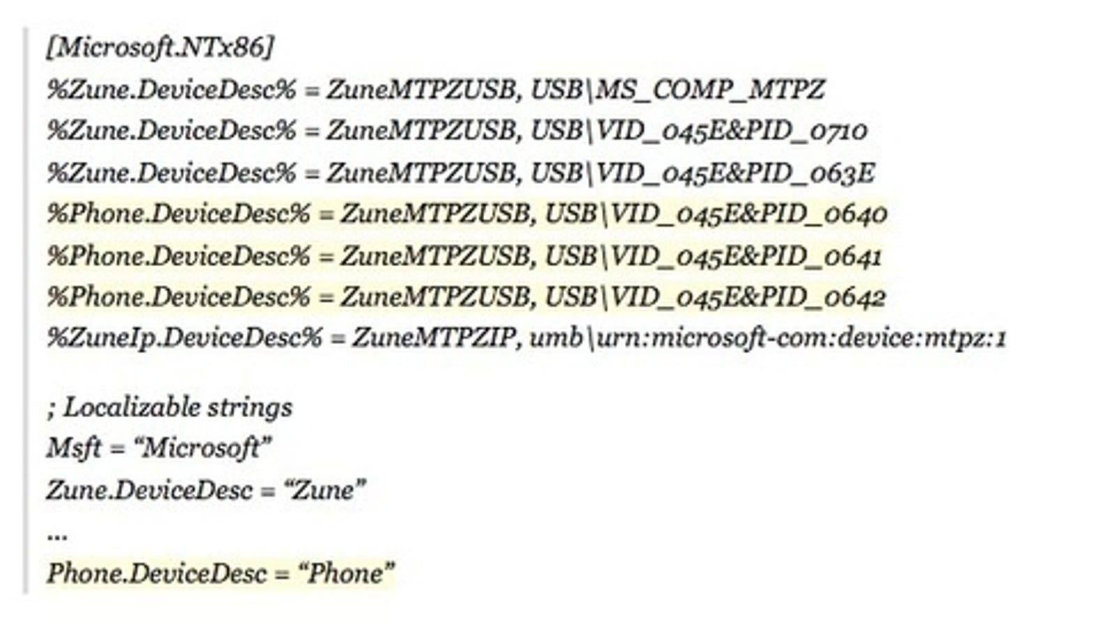 ZUNE MTPZ USB WINDOWS 8 DRIVER