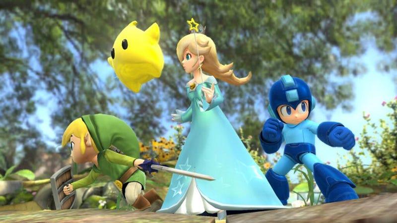 Illustration for article titled Super Smash Bros. Gets A New Challenger: Rosalina