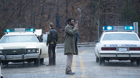 Mahershala Ali graces the weight of True Detective with his