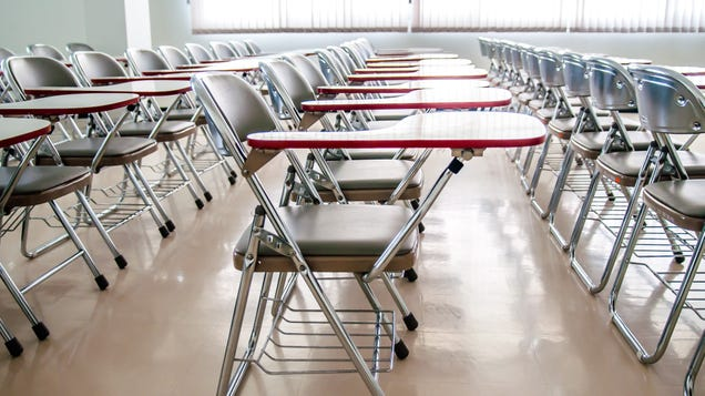 Schools Will Close Again