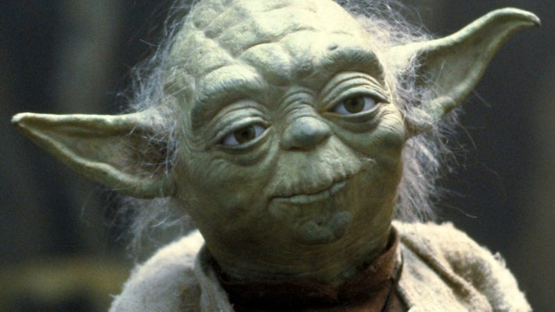 Yoda sings about seagull attacks in Star Wars Bad Lip Reading video