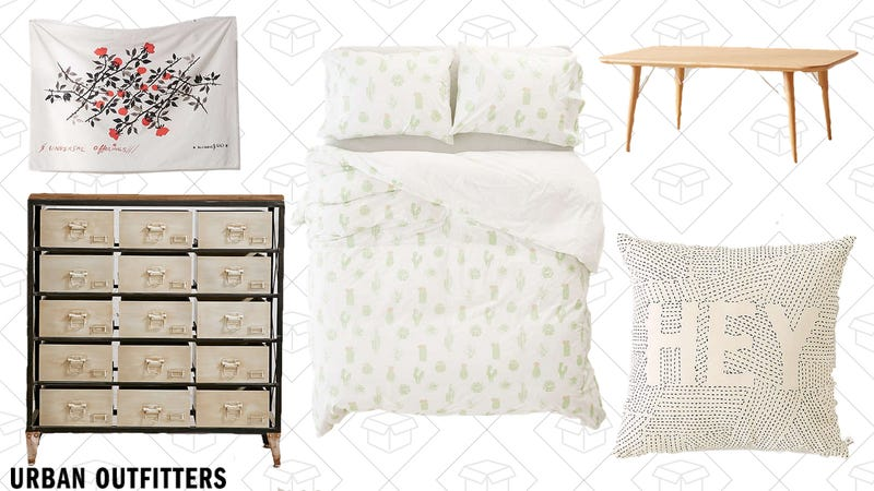 Redecorate your place for less with urban outfitters 39 home for Home decor like urban outfitters