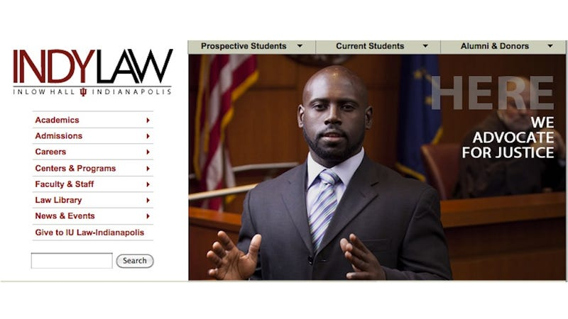 Illustration for article titled Law Student Feels Oppressed By Pictures Of Black Men