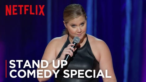 trolls are flocking to give amy schumer s netflix special bad reviews