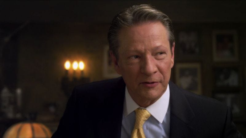 Illustration for article titled Chris Cooper cast as Norman Osborn in Spider-Man movie that you haven't seen yet, technically