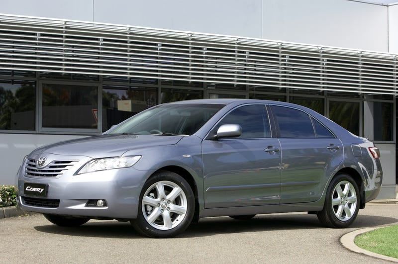 My 2008 Toyota Camry Hybrid The Zohaibman72 Oppolock Review