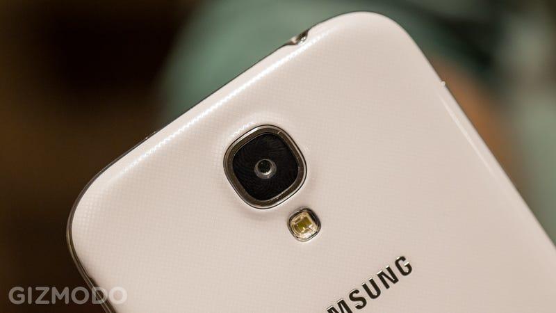 Illustration for article titled La cámara del Samsung Galaxy S4: 13 megapíxeles y decenas de funciones