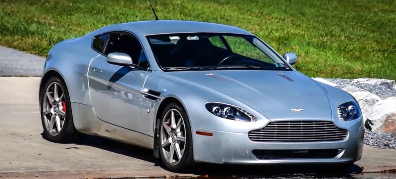 Watch Reddit Roast The Shit Out Of My Aston Martin V8 Vantage