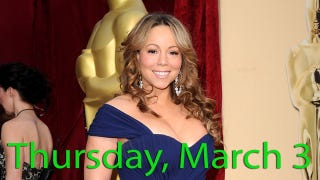 "Illustration for article titled Mariah Carey ""Embarrassed"" About Taking Cash From Gadhafi"