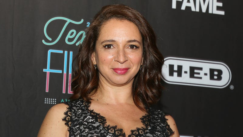 Illustration for article titled Maya Rudolph Talks Growing Up Biracial: 'It Was Like Part of a Secret Society'