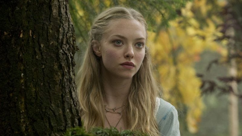 Illustration for article titled Amanda Seyfried joins Joe Wright's Peter Pan