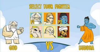 """Illustration for article titled Faith Fighter Pulled By Creators After """"Manufactured Controversy"""""""