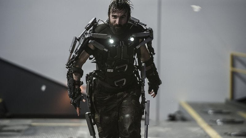 Illustration for article titled Sharlto Copley will star in that Powers series on your PlayStation