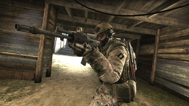 Illustration for article titled Valve Fixed Counter-Strike's Biggest Problem