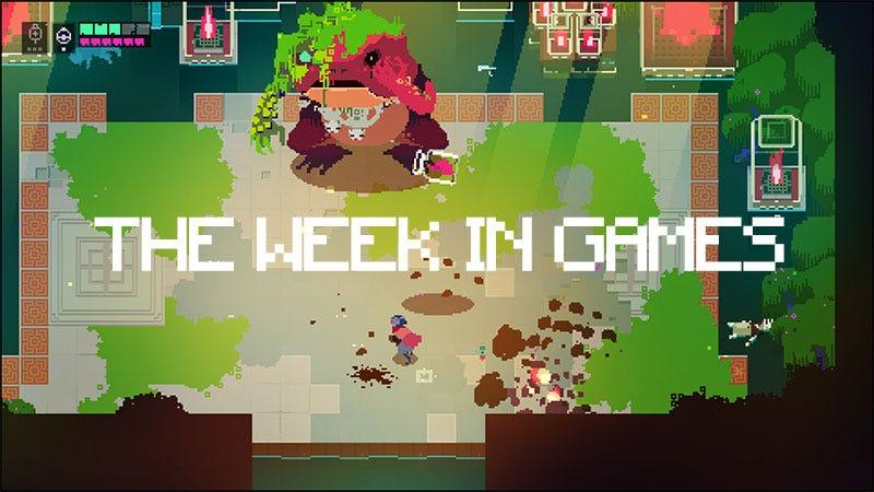 Illustration for article titled The Week In Games: Hyper Light Rifter