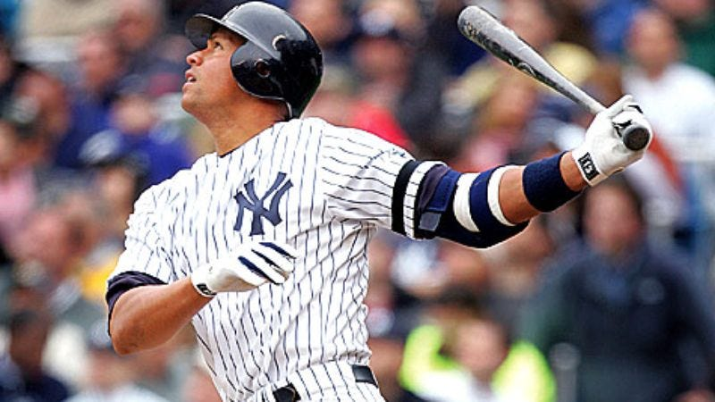 Illustration for article titled Report: Only Thing A-Rod Guilty Of Is Trying To Win Ballgames