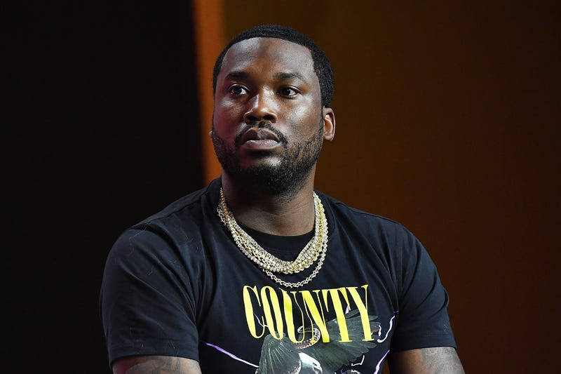 Meek Mill speaks onstage during the 2018 Essence Festival presented by Coca-Cola at Ernest N. Morial Convention Center on July 7, 2018 in New Orleans, Louisiana.
