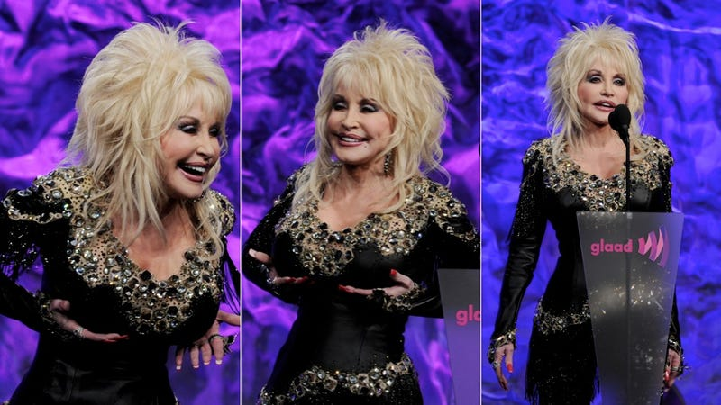 Illustration for article titled Well, Hellooooo, Dolly (Parton)!