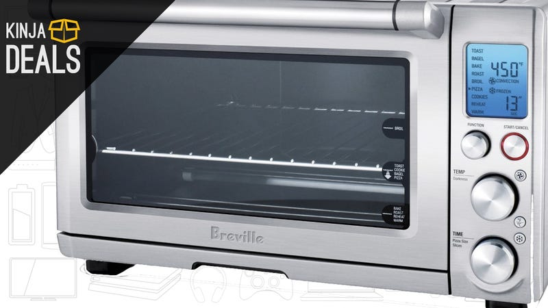 Breville Smart Oven, $212 with code SMARTSAVE