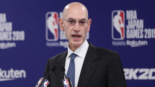NBA Figures They Garnered Enough Praise To Let All The Players Get Covid Now