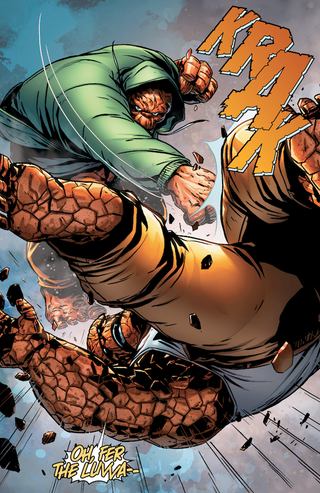 Illustration for article titled Fantastic Four #10 Delivers A Satisfying One-Two Punch! (Spoilers!)