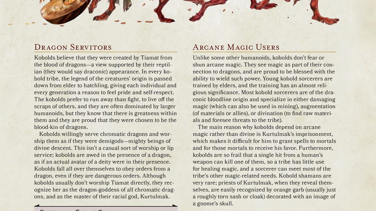 An Inside Look at the Creepy Creatures of Dungeons & Dragons' New