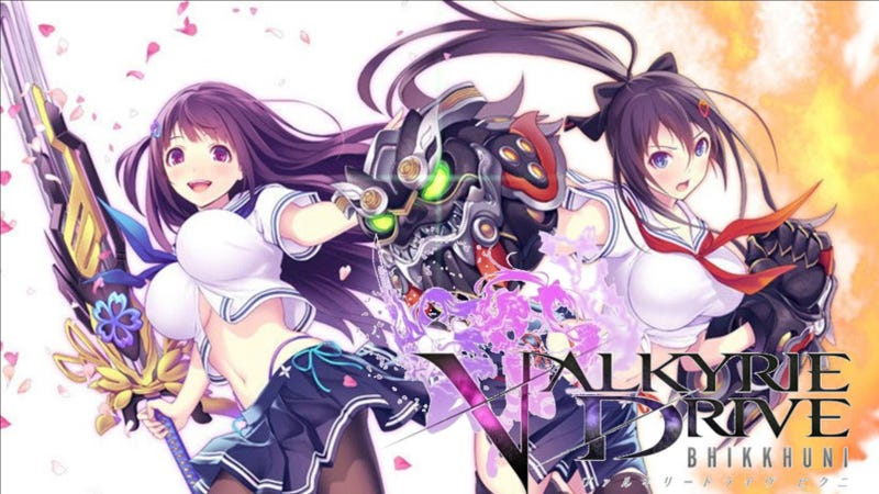 Illustration for article titled PQube Explains How They Can Bring Valkyrie Drive: Bhikkhuni Completely Uncensored