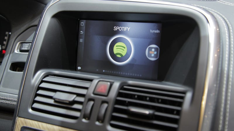 Illustration for article titled Volvo Car Group's New Connectivity System Receives Red Dot Design Award