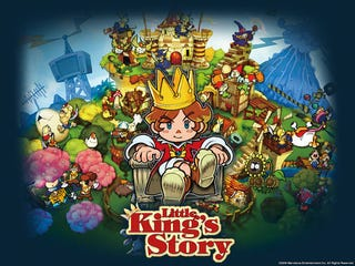 Illustration for article titled Little King's Story Review: So Creative, So Hostile