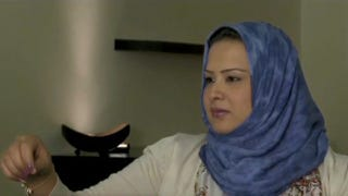 Illustration for article titled Libyan Rape Victim Iman Al-Obeidi Is Deported, Heads To U.S.
