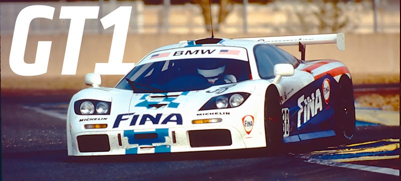 There Was A Time, However, When The Fastest Street Cars Challenged Each  Other At The Most Important Sports Car Race ...