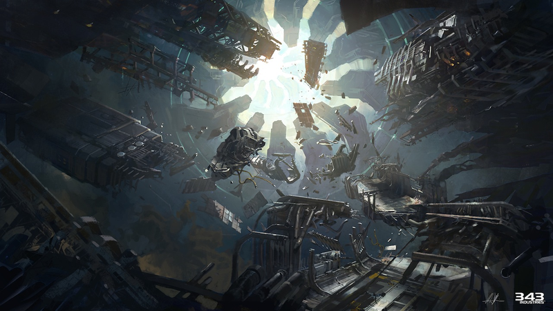 Fine Art: 26 Stunning Pieces Of Halo 4 Concept Art | Kotaku Australia