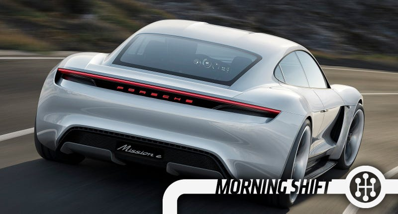 Illustration for article titled Here's How Porsche Is Ramping Up To Fight Tesla