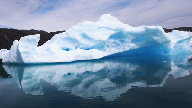 The Arctic Is on Track to Warm Over 15 Degrees This Century Even If We Meet the Paris Agreement Pledges