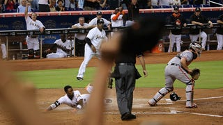 Dee Gordon's Inside-The-Parker Was The Fastest Home Run On Record