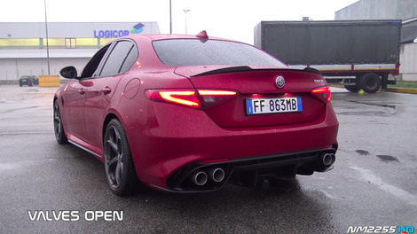 The Alfa Romeo Gtv Is Back With More Than 600 Horsepower