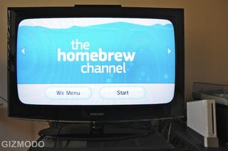 how to install homebrew channel