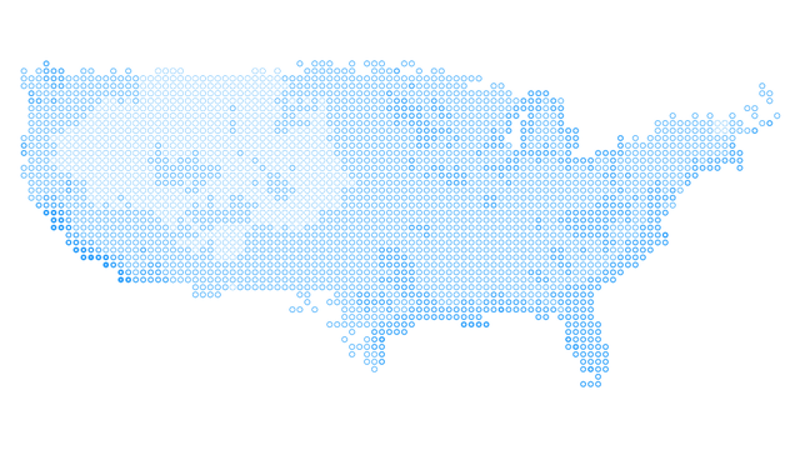 Illustration for article titled The Places in the US With the Most Pleasant Weather, Mapped