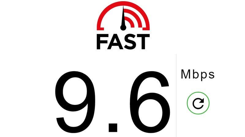 Con el test de velocidad de Netflix puedes comprobar si tu proveedor te limita el servicio